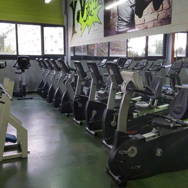 Espace cardio Tonic Fitness